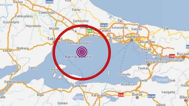 DEPREM... Marmara 3.0'la sallandı!