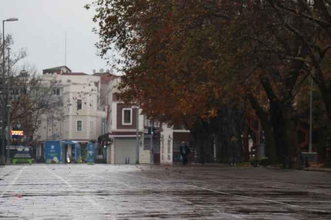 Sakarya'da sokaklar sakin