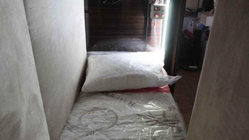 Uyurken deprem korkusunu unutturan yatak... Tek sorunu pahalı ve tam yarım ton!