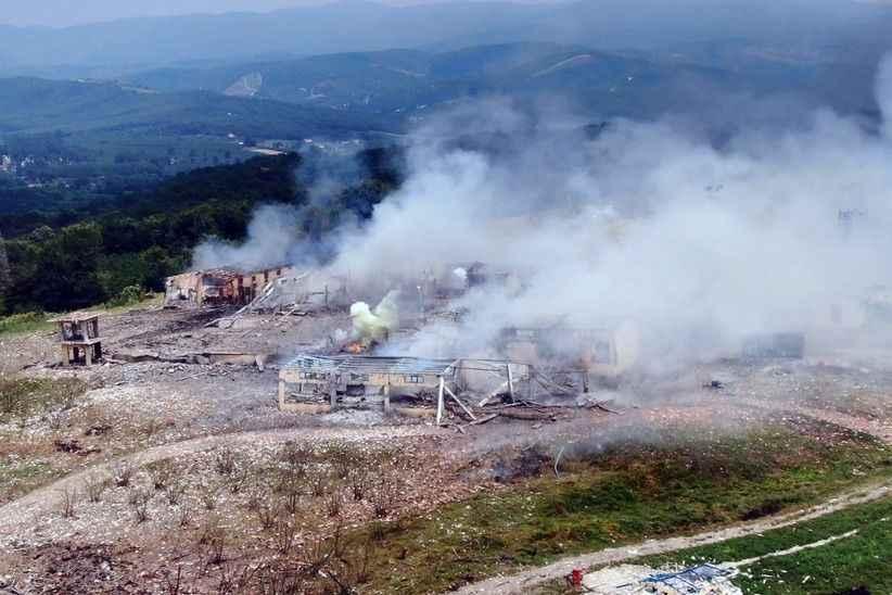 Havai fişek Fabrikası Davasına Pandemi sınırlaması