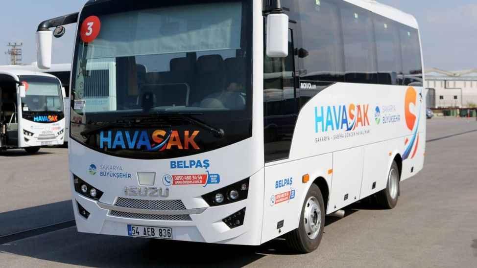 Büyükşehir'den şimdi de İstanbul Havalimanı'na servis geliyor!
