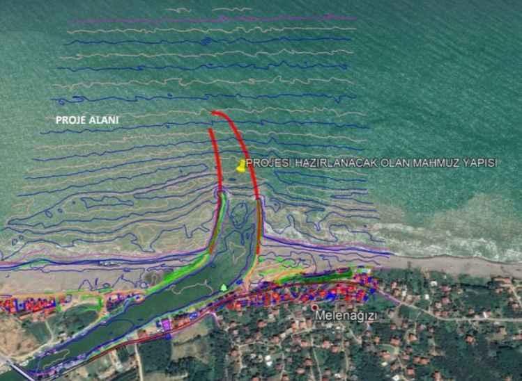 Haydi Hayırlısı! Balıkçı teknelerini kurtaracak sel riskini bitirecek proje başlıyor
