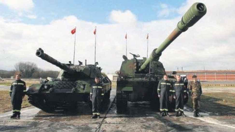 Tank Palet'te yeni nesil  Fırtına Obüsleri geliyor