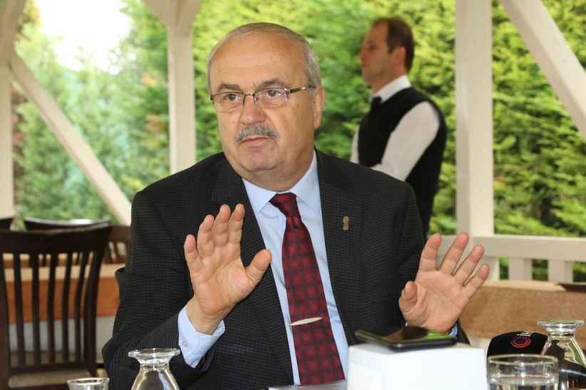 Başkan Nihat Kobal'ın testi pozitif çıktı..