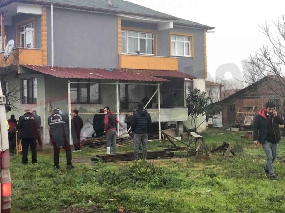 Gördükleri manzara karşısında şoke oldular! Genç adam evinin balkonunda intihar etti