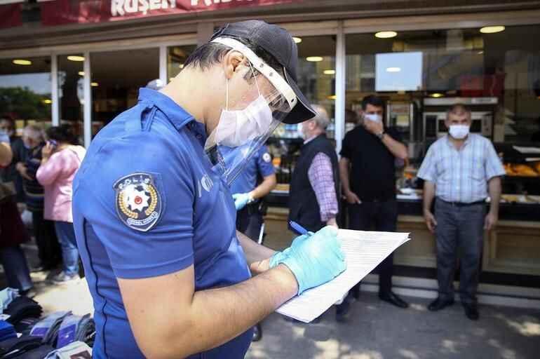 Yargıtay'dan maske cezası kararı: 'Polisin ceza yazma yetkisi yok'