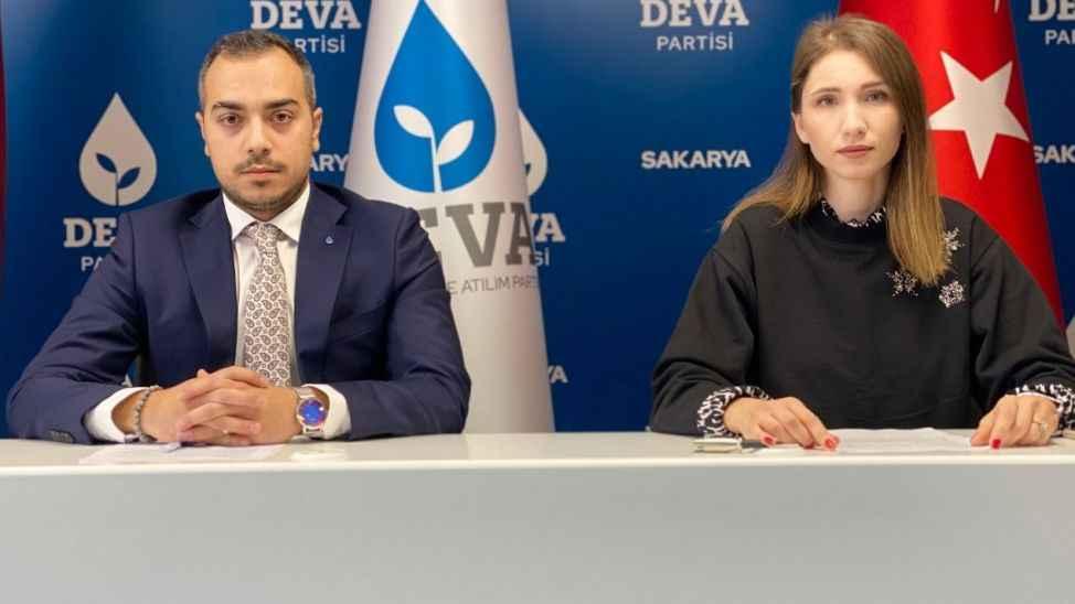 Sofuoğlu'na bir tepkide DEVA Partisi'nden