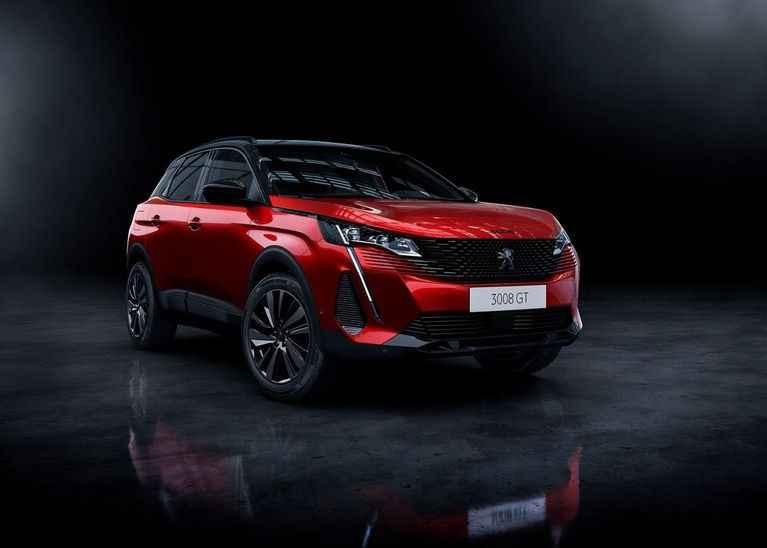 Peugeot, yeni SUV 3008'i sunmaktan gurur duyuyor