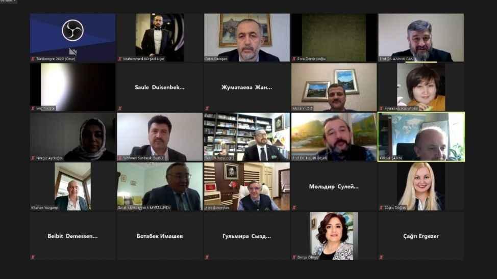 SAÜ'de Türk Dünyası Sosyal Bilimler Kongresi tamamlandı