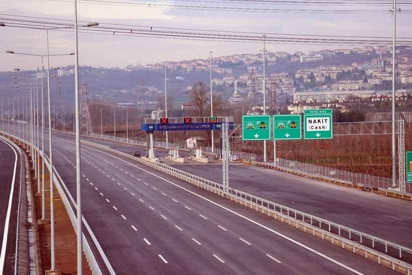 Çok merak ediliyordu... Kuzey Marmara otoyolu ücreti ne kadar?