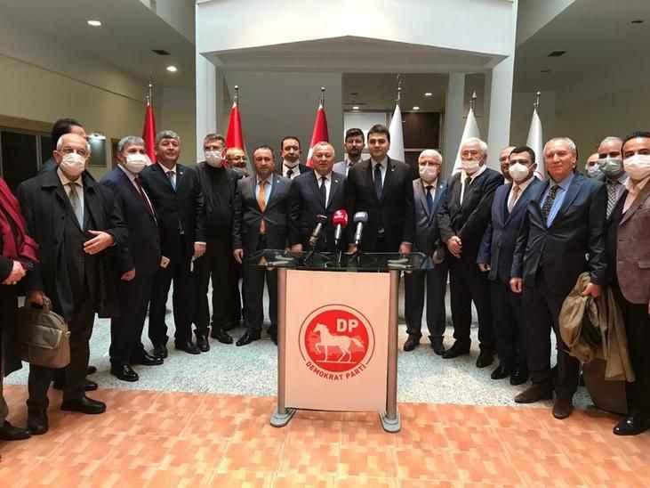 İl Başkanı Ergül, genel merkezdeki o programa katıldı