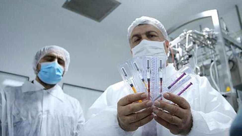 Türk Eczacıları Birliği: Çin'den gelecek aşıya güvenin