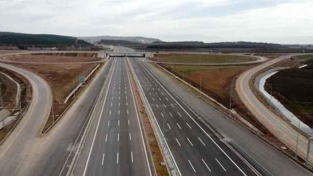 Kuzey Marmara Otoyolu açıldı