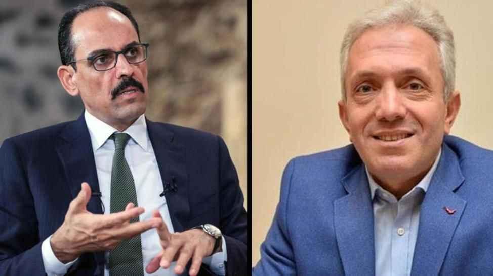 Ebubekir Sofuoğlu Cumhurbaşkanlığı sözcüsü Kalın'ı ispata çağırdı