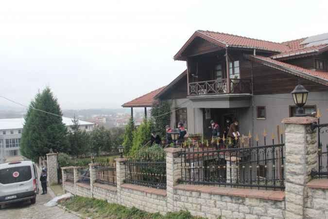 Sakarya'daki cinsel istismar sanığının yaşadığı evde keşif yapıldı