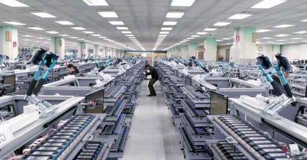 Dünyaca ünlü dev marka komşuda üretim yapacak