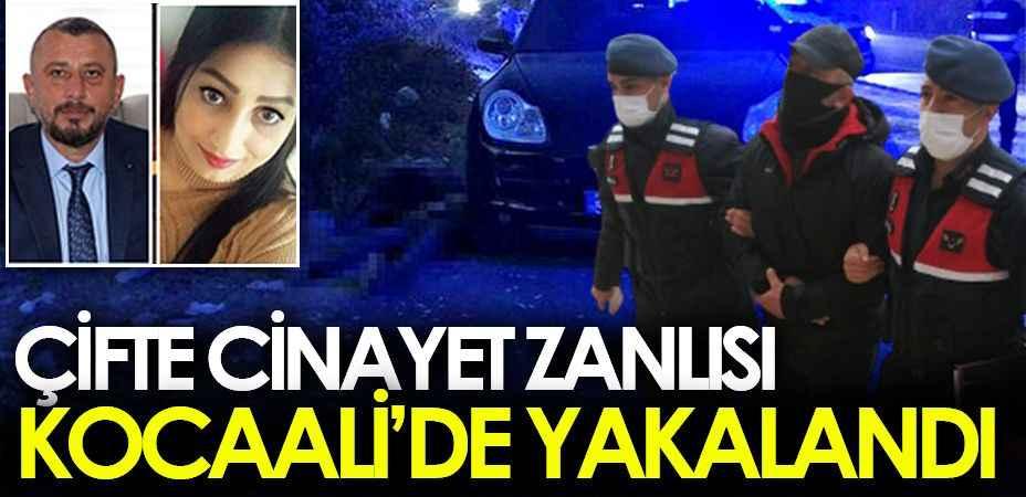 Çifte cinayet zanlısı Kocaali'de yakalandı
