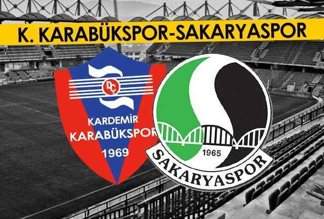 Sakaryaspor Karabük'te sürprize izin vermedi