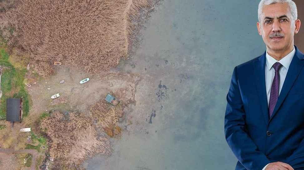 'Sapanca Gölü devasa göl hepimize yeter' açıklaması