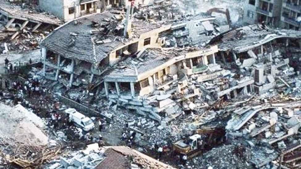 30 sene içinde olma olasılığı yüzde 64... İstanbul depremine 10 sene mi kaldı?