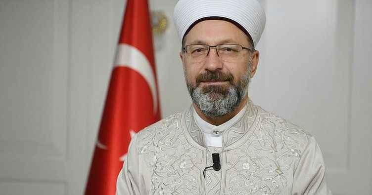 Prof. Dr. Ali Erbaş, uzaktan Kur'an-ı Kerim eğitimi programına katılmaya davet etti