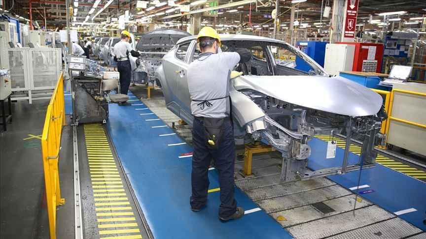 Otomotiv şehri Sakarya'dan ülke ekonomisine 3 milyar 477 milyon 248 bin dolar döviz girdisi