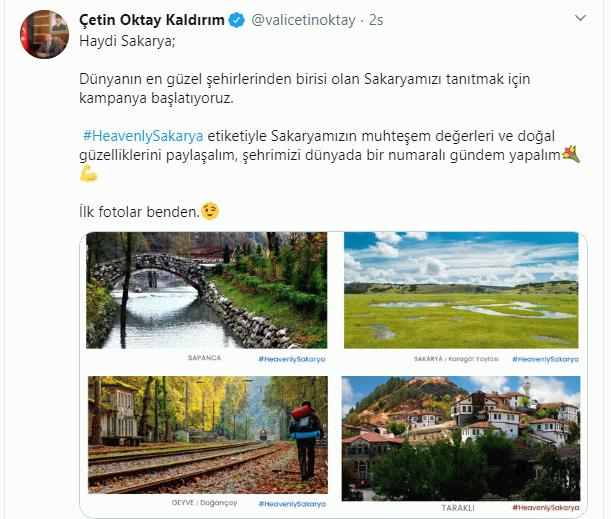 Sakarya Türkiye gündeminde…