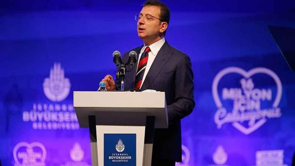 İBB Başkanı İmamoğlu'ndan 'Melen Barajı' açıklaması