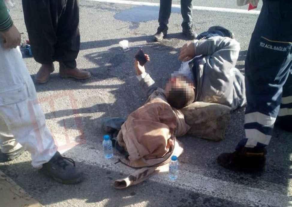 Taraklı yolunda patpat kazası 1 yaralı...