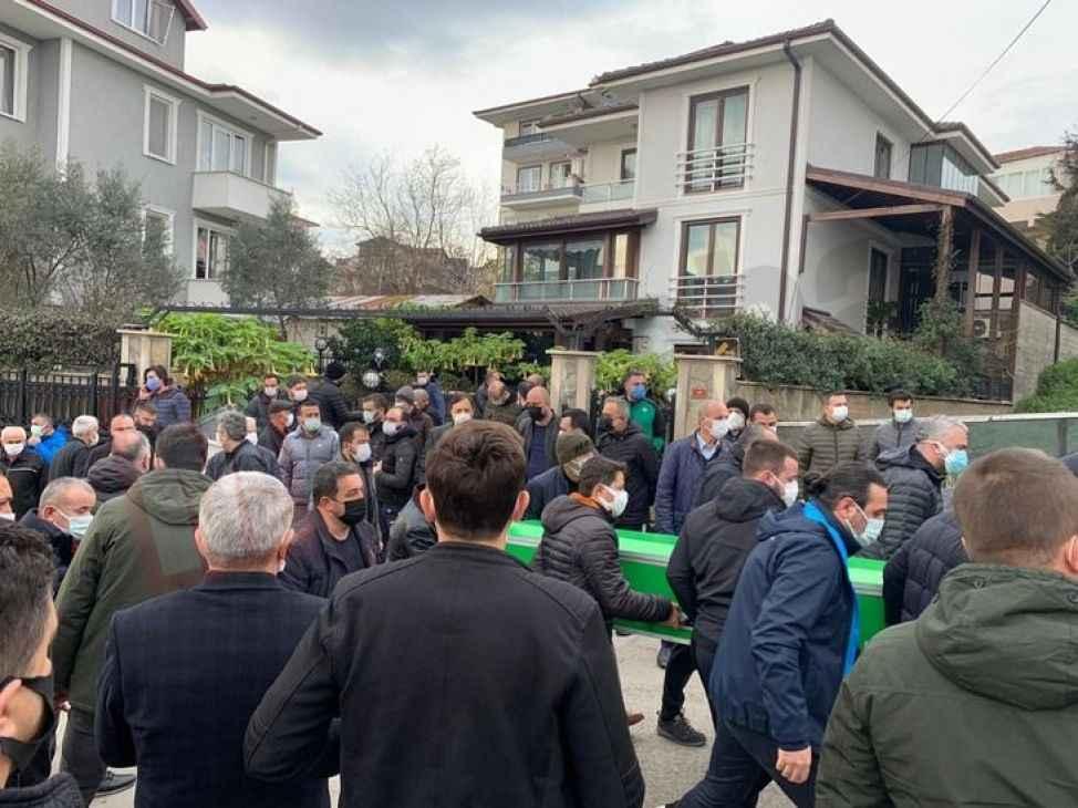 DEVA Partisi'ni üzen haber! Burhan Girdap hayatını kaybetti