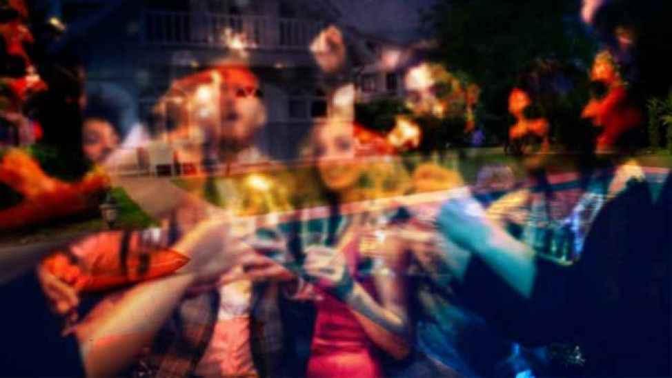 Sapanca'da villalara 'Yılbaşı kutlaması' takibi!