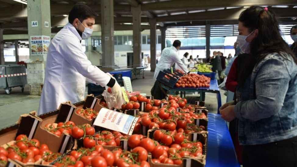 Adapazarı'nda kurulan pazarların günü değişti