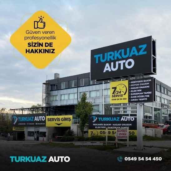 Turkuaz Auto Servis Sakarya'da hizmete girdi!
