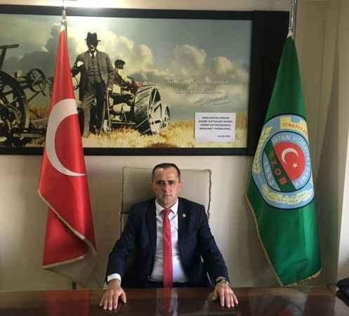 Adapazarı Ziraat Odası Başkanı Ateş'ten milletvekili Atabek'e teşekkür