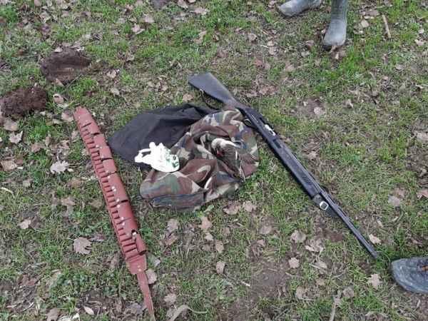 Düzce'de kaçak avlanan 11 avcıya 11 bin lira ceza
