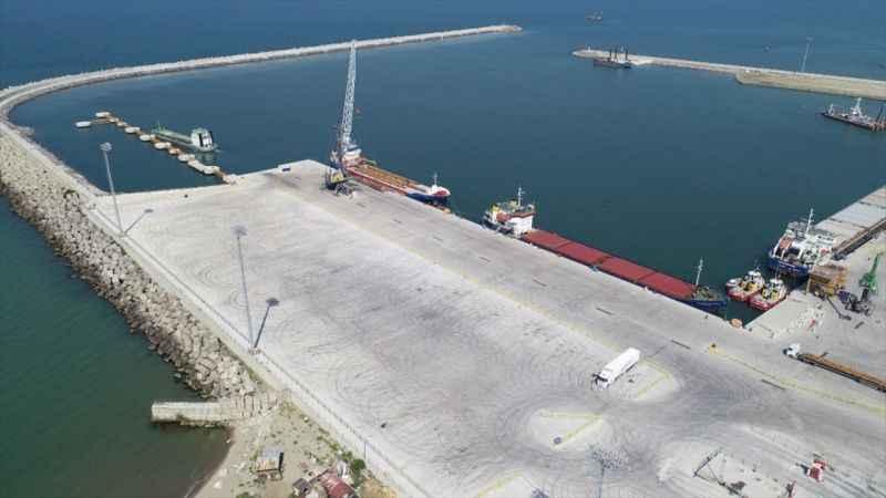 Karasu-Köstence ve Alsancak-Tarragona Ro-Ro hatları hizmete giriyor