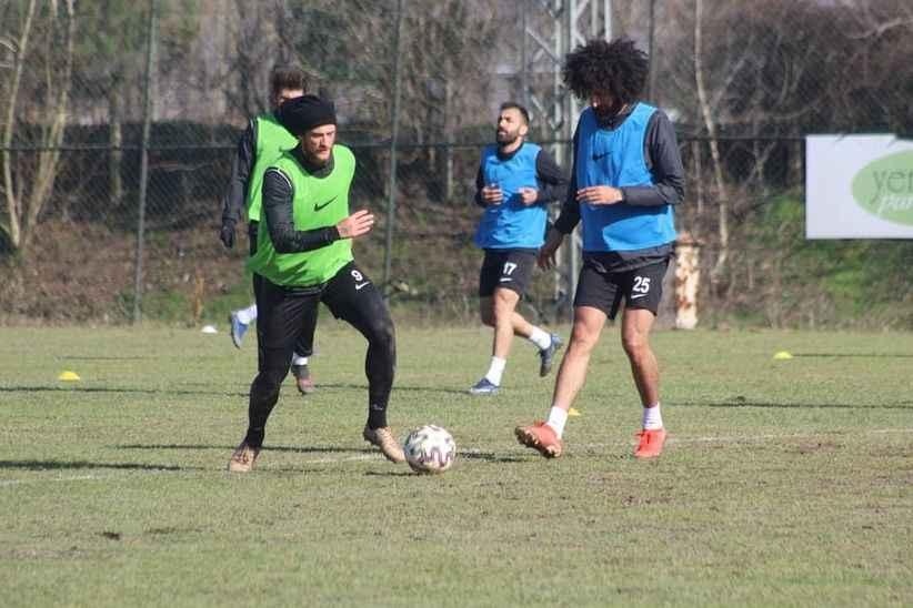 Sakaryaspor'un Eyüpspor maç kadrosu belli oldu