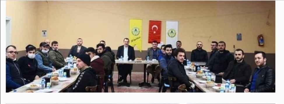 Bu fotoğrafa bir tepki de Özdemir'den