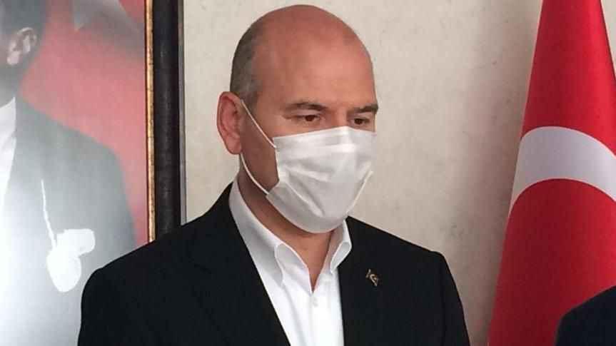 Bakan Soylu'dan 'Koronavirüs kısıtlamaları ne zaman kalkar?' sorusuna temkinli yanıt