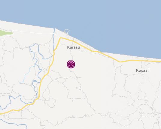 Karasu'da deprem! AFAD kaydetti...