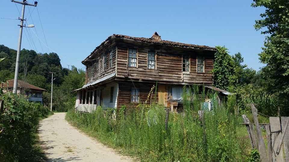 Sakarya'nın en küçük mahallesi. Sadece 11 kişi yaşıyor