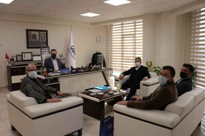SAÜ İletişim Fakültesi'nden AA Bölge Müdürlüğü'ne ziyaret