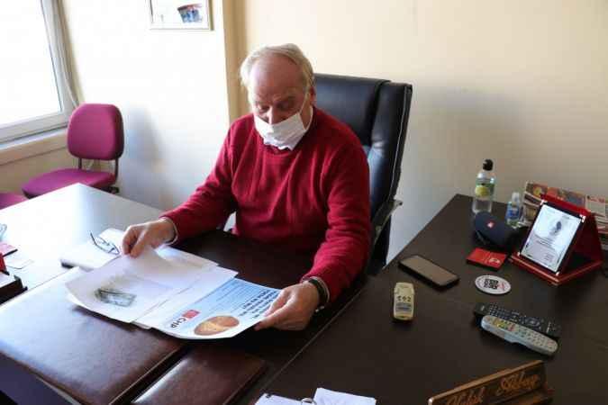 CHP'li belediye meclis üyesinden Aziz Duran'ın adının yaşatılması önerisi