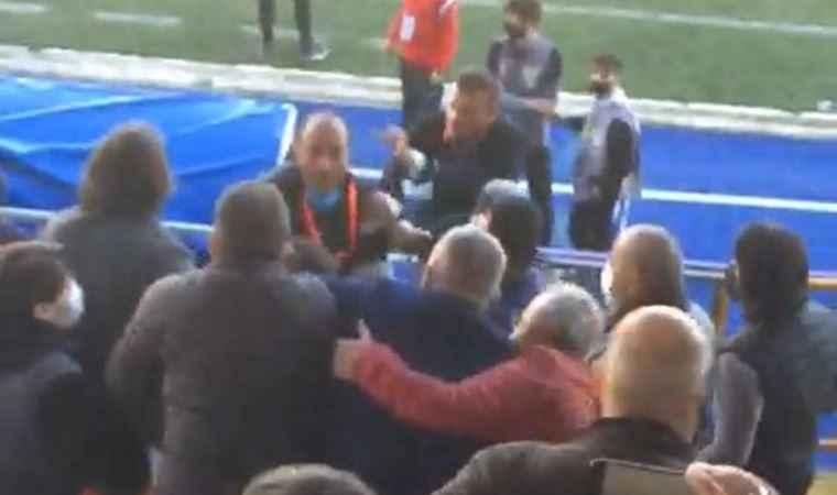 TFF olaylı Eyüpspor maçının faturasını kesti!