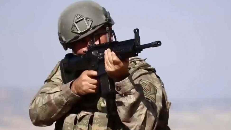 Milli Piyade Tüfeği MPT-76-MH'nin kalifikasyonu tamamlandı