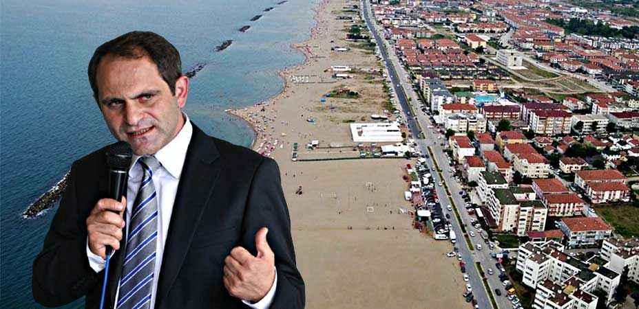 CHP il Başkanı gündeme getirdi..Karasu'da imar planlarında büyük rant iddiası!