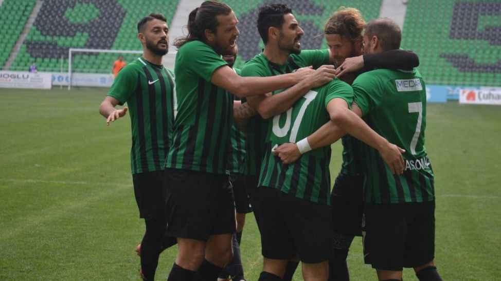 İşte Sakaryaspor-Tarsus İY maçının özeti