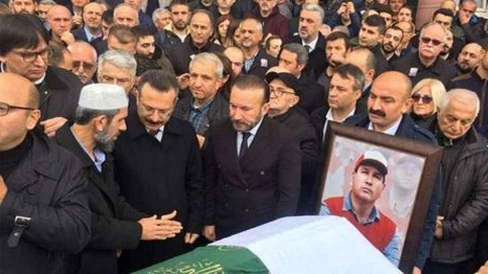 Abdullah Karacan'ın abisi hayatını kaybetti