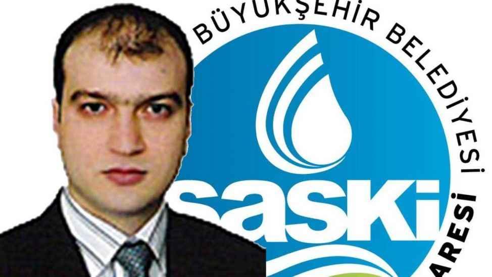SASKİ'de daire başkanlığına atama