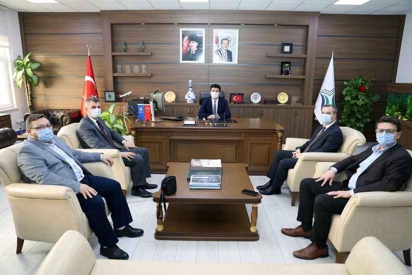 SUBÜ ve Gölcük Belediyesi'nden mesleki eğitim protokolü